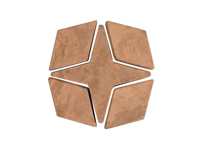 Artillo Arabesque 4 Flagstone Limestone