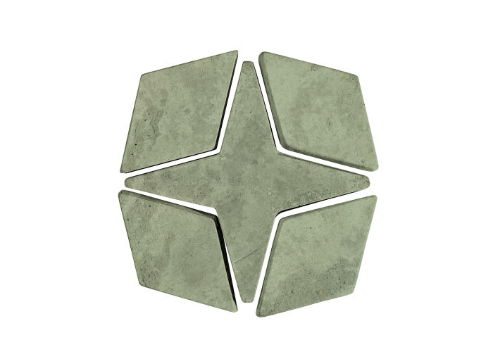 Arab 4 Artillo Ocean Green Light Limestone