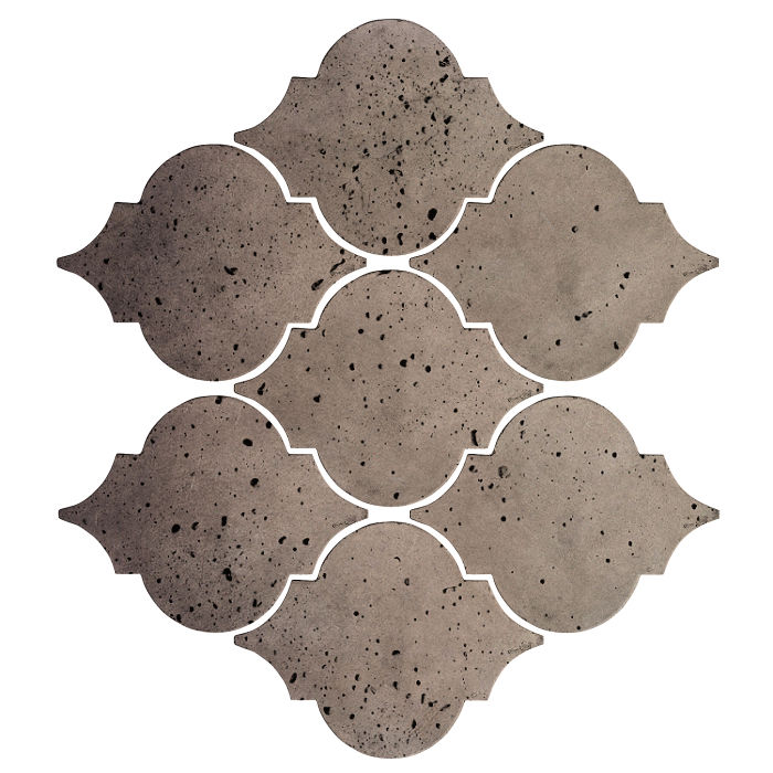 Artillo Arabesque 5A Antik Gray Travertine