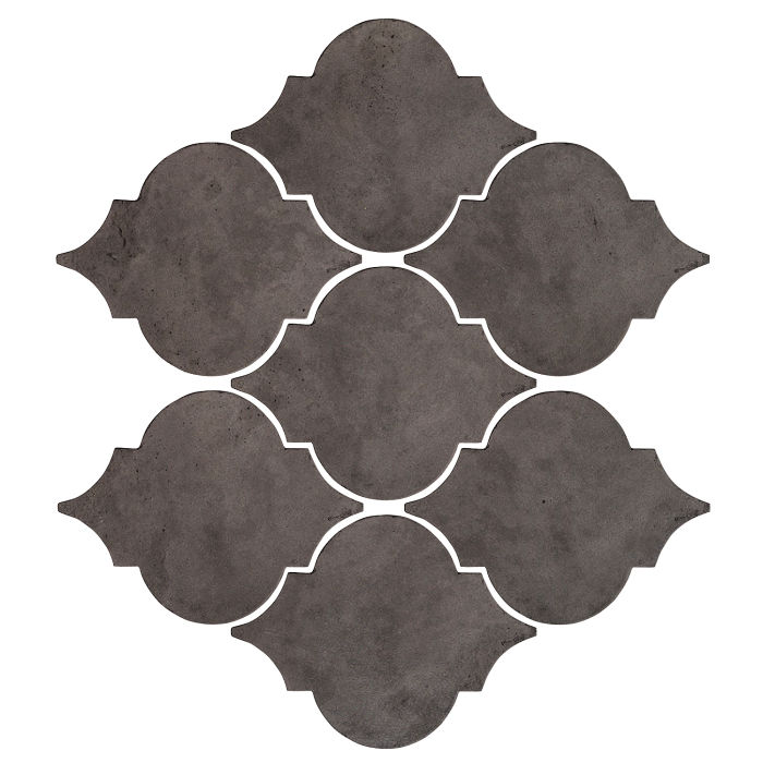 Artillo Arabesque 5A Charcoal Limestone