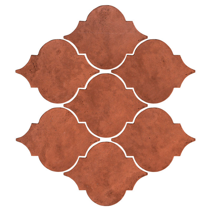 Artillo Arabesque 5A Mission Red Limestone