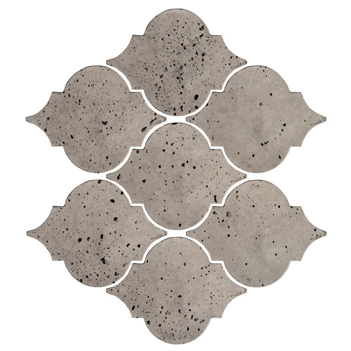 Artillo Arabesque 5A Natural Gray Travertine