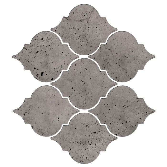 Artillo Arabesque 5A Sidewalk Gray Luna