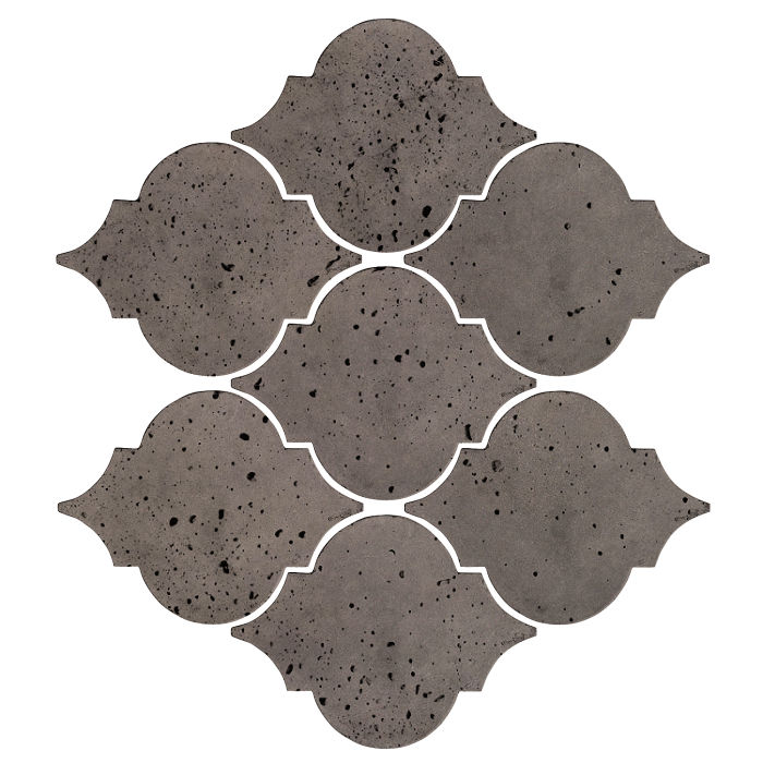 Artillo Arabesque 5A Smoke Travertine
