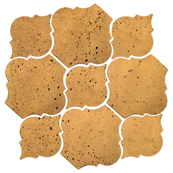 Artillo Arabesque 5B Buff Travertine