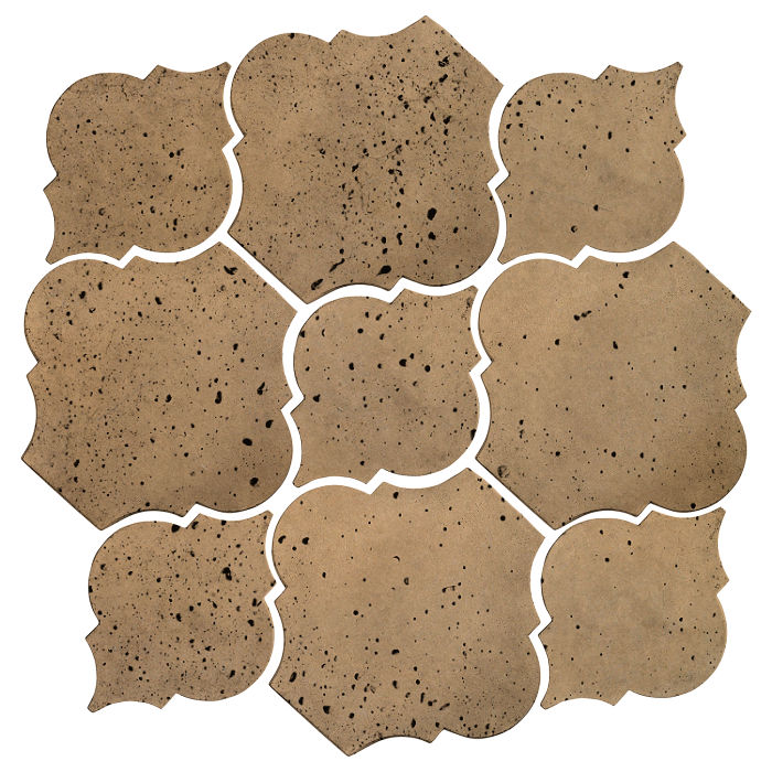 Arab 5B Artillo Caqui Travertine