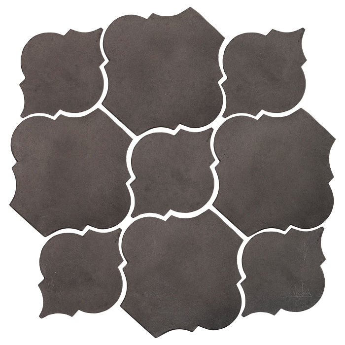 Artillo Arabesque 5B Charcoal