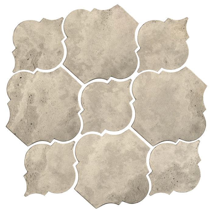 Artillo Arabesque 5B Early Gray Limestone