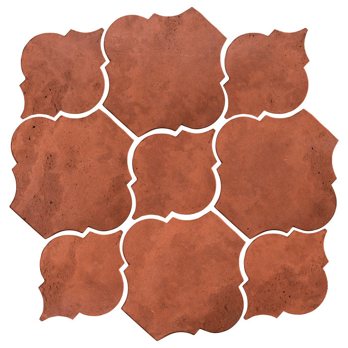Artillo Arabesque 5B Mission Red Limestone