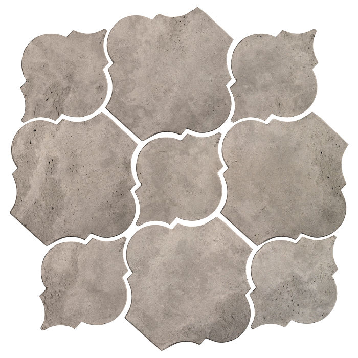 Artillo Arabesque 5B Natural Gray Limestone