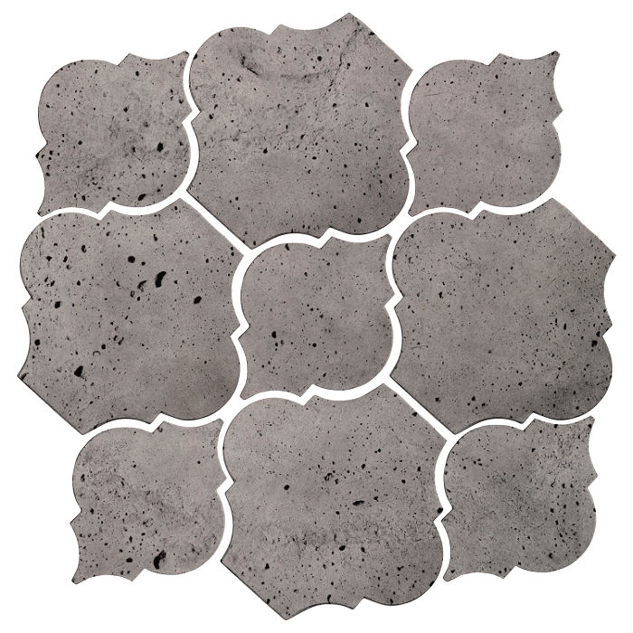 Artillo Arabesque 5B Sidewalk Gray Luna