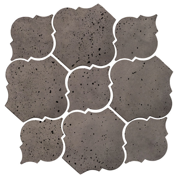 Artillo Arabesque 5B Smoke Travertine