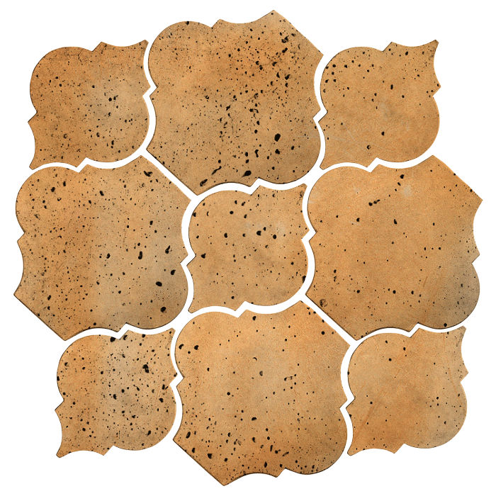 Artillo Arabesque 5B Sonora Sunset Travertine