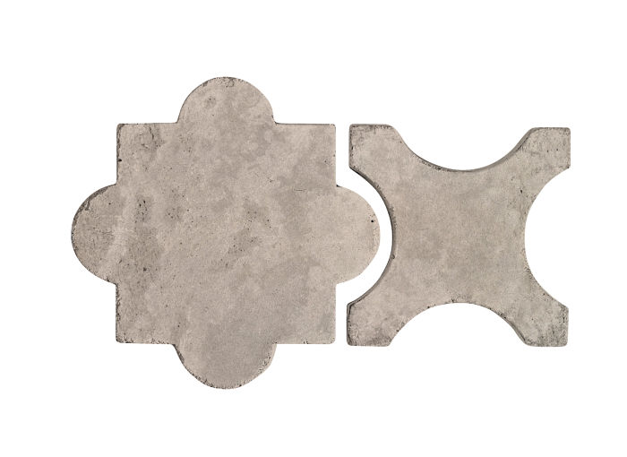 Artillo Arabesque 8A Natural Gray Limestone