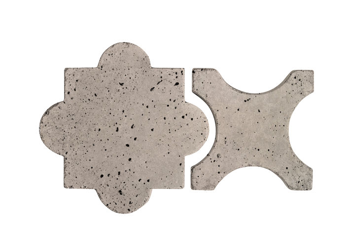 Artillo Arabesque 8A Natural Gray Travertine