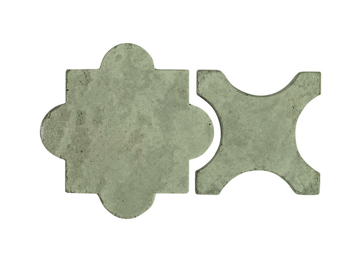 Arab 8A Artillo Ocean Green Light Limestone