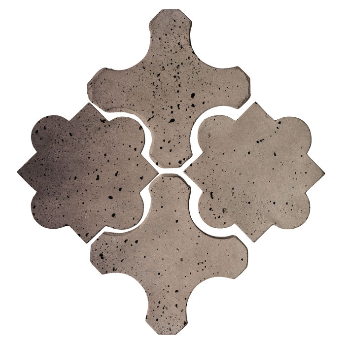 Artillo Arabesque 8B Antik Gray Travertine