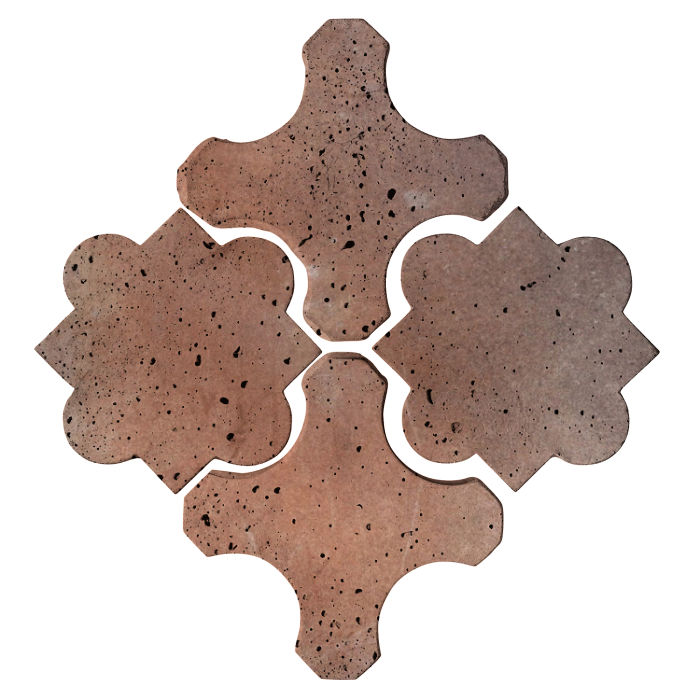 Artillo Arabesque 8B Beachwood Flash Travertine