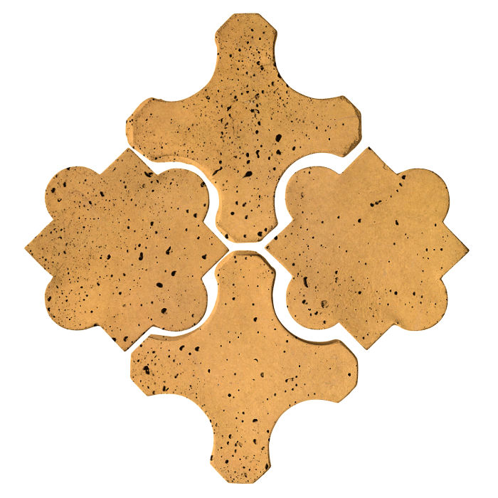 Artillo Arabesque 8B Buff Travertine