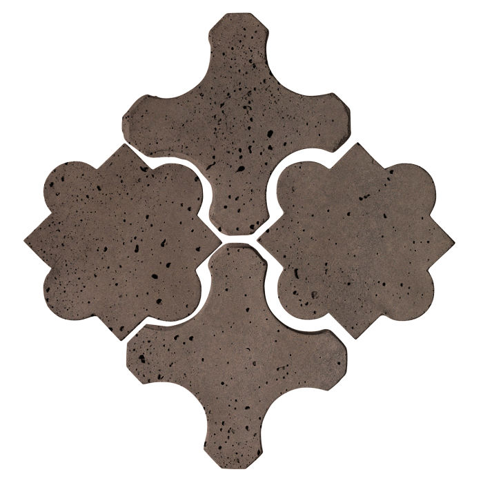 Artillo Arabesque 8B Charley Brown Travertine