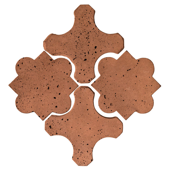 Artillo Arabesque 8B Cotto Gold Travertine