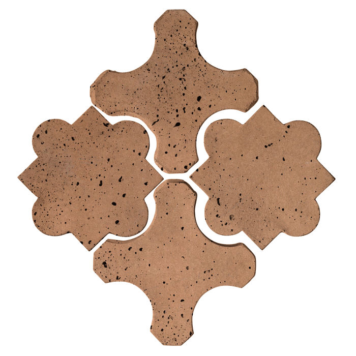 Artillo Arabesque 8B Flagstone Travertine