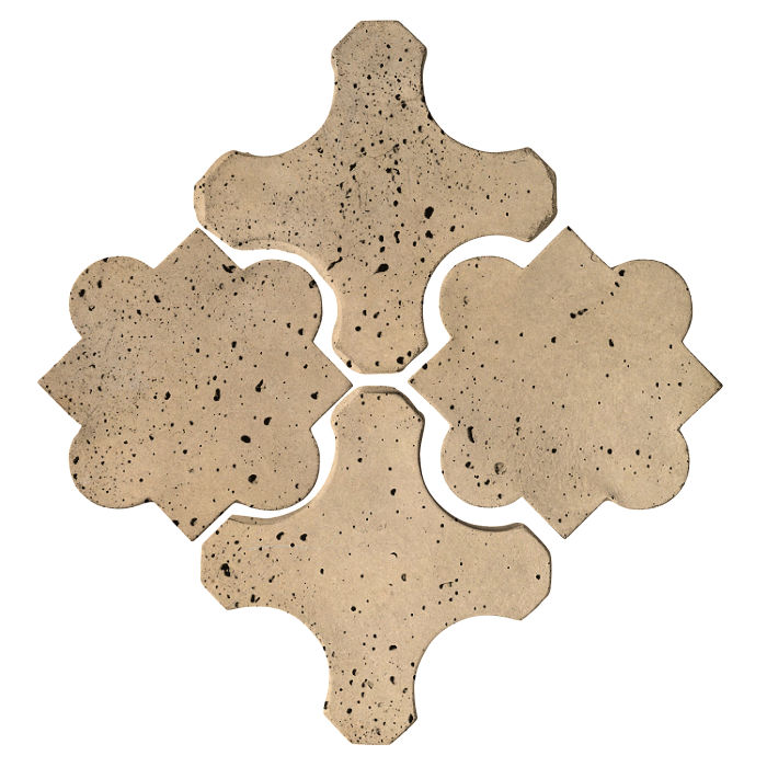 Artillo Arabesque 8B Hacienda Travertine