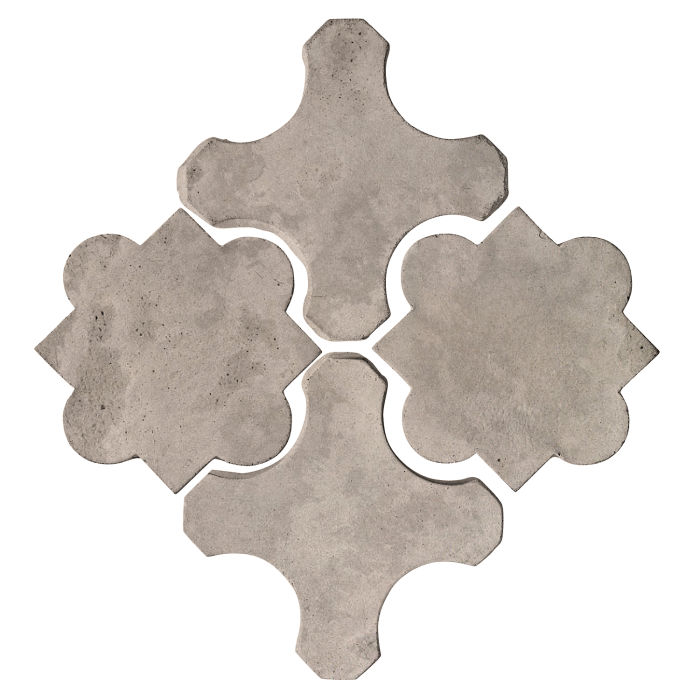 Artillo Arabesque 8B Natural Gray Limestone