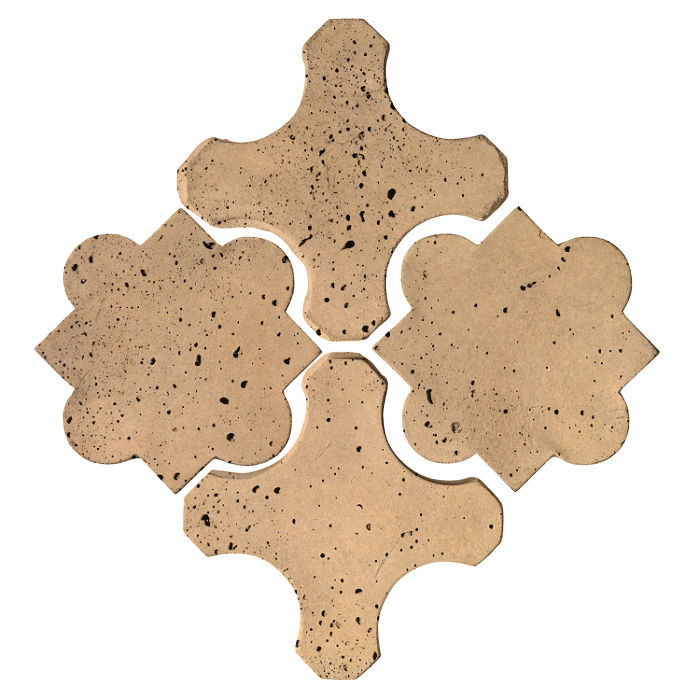 Artillo Arabesque 8B Old California Travertine