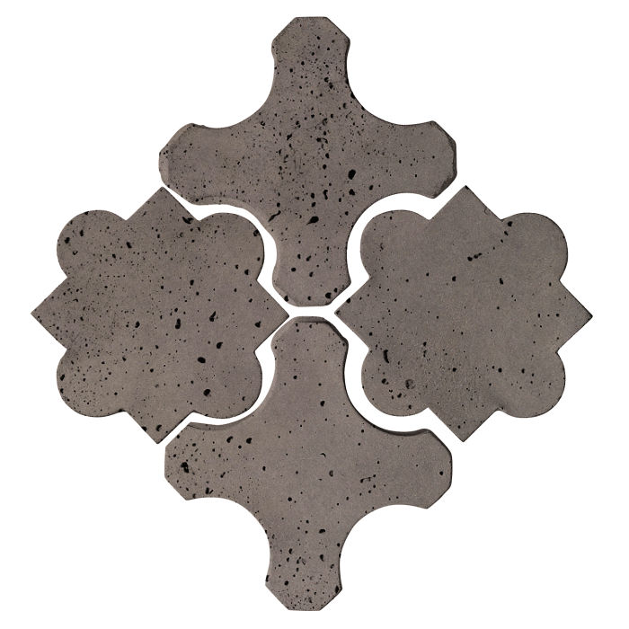 Artillo Arabesque 8B Smoke Travertine