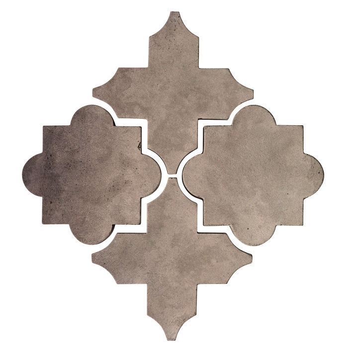 Artillo Arabesque 8C Antik Gray Limestone
