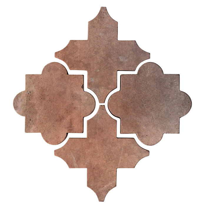Artillo Arabesque 8C Beachwood Flash Limestone