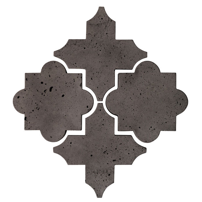 Artillo Arabesque 8C Charcoal Luna