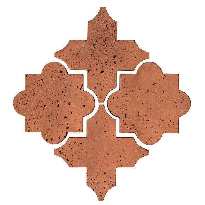 Artillo Arabesque 8C Desert Travertine