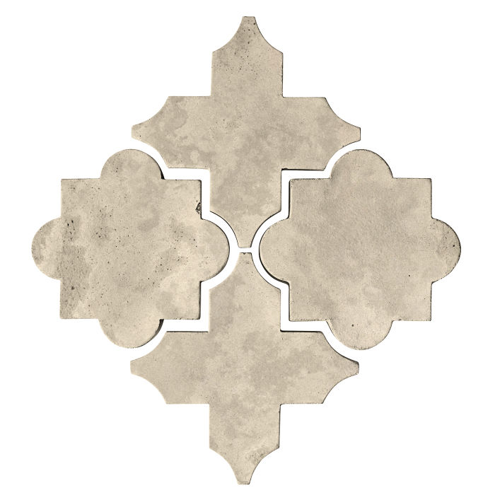 Artillo Arabesque 8C Early Gray Limestone