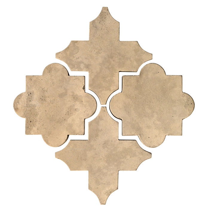 Artillo Arabesque 8C Hacienda Limestone