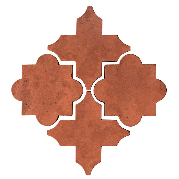 Artillo Arabesque 8C Mission Red Limestone