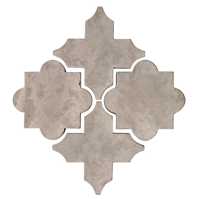 Artillo Arabesque 8C Natural Gray Limestone