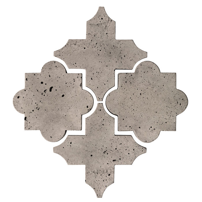 Artillo Arabesque 8C Natural Gray Luna