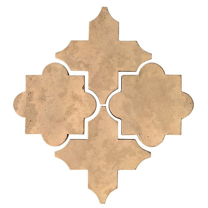 Artillo Arabesque 8C Old California Limestone