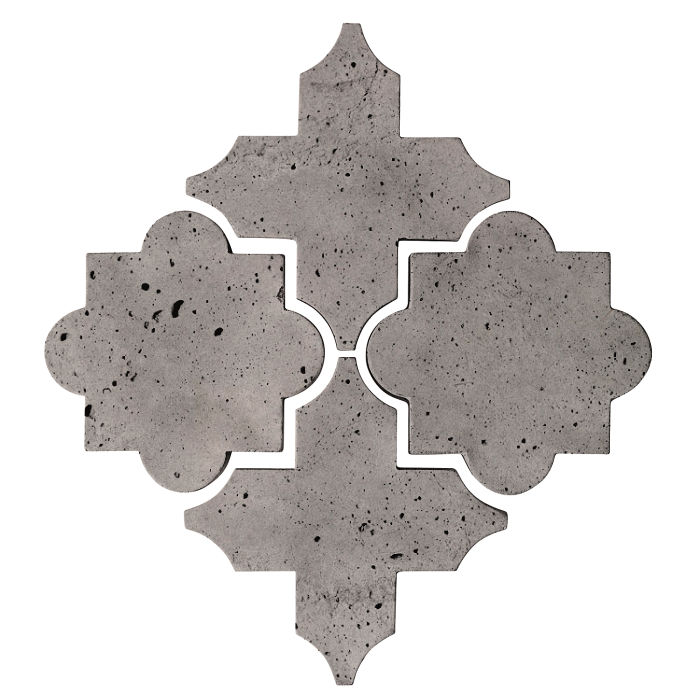 Artillo Arabesque 8C Sidewalk Gray Luna
