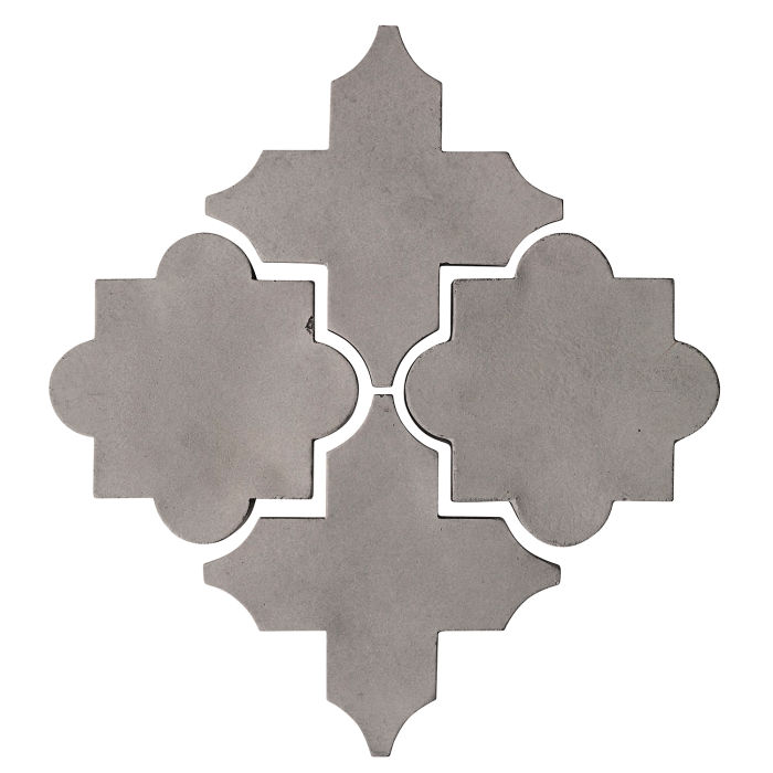 Artillo Arabesque 8C Sidewalk Gray