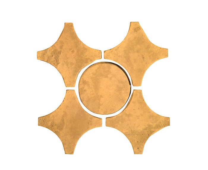 Artillo Arabesque 9A Buff Limestone