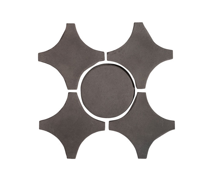 Artillo Arabesque 9A Charcoal