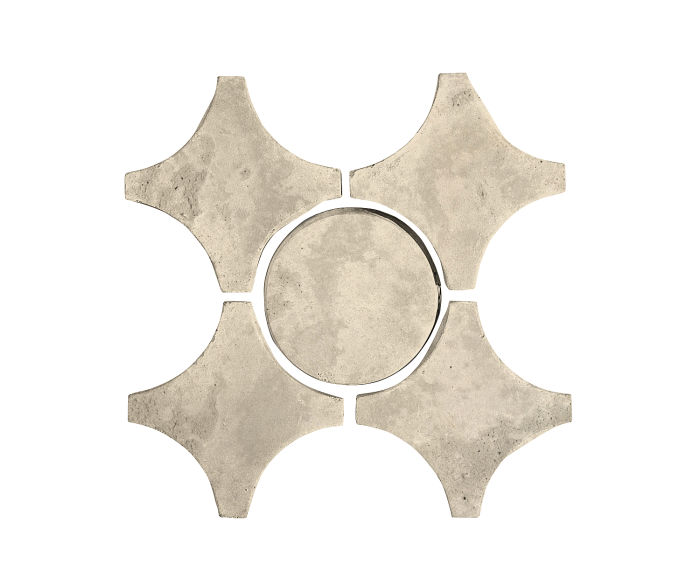 Artillo Arabesque 9A Early Gray Limestone
