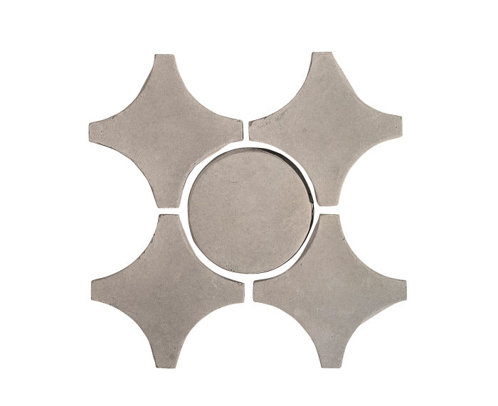 Artillo Arabesque 9A Natural Gray