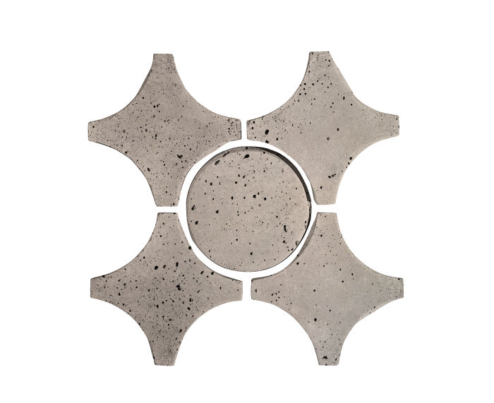 Artillo Arabesque 9A Natural Gray Travertine