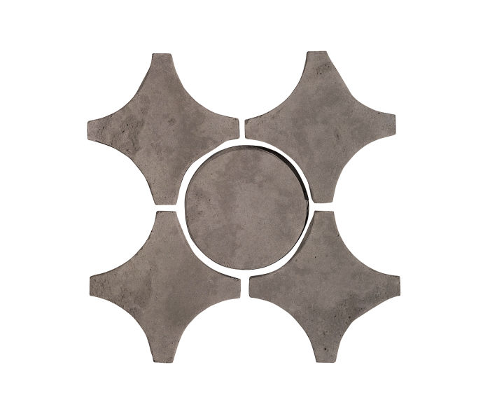 Artillo Arabesque 9A Smoke Limestone