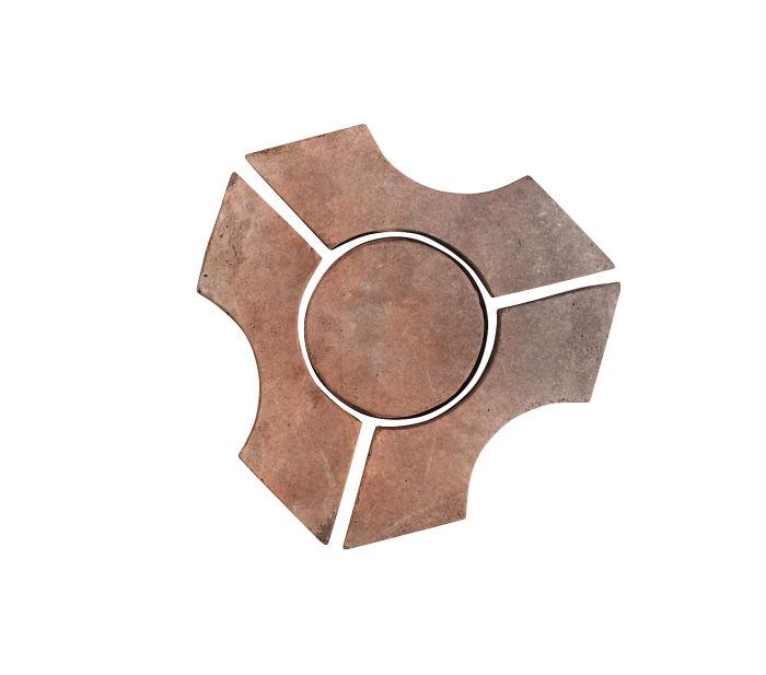 Artillo Arabesque 9B Beachwood Flash Limestone