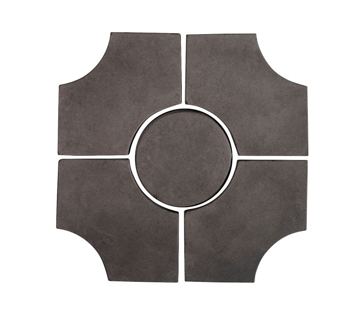 Artillo Arabesque 9C Charcoal